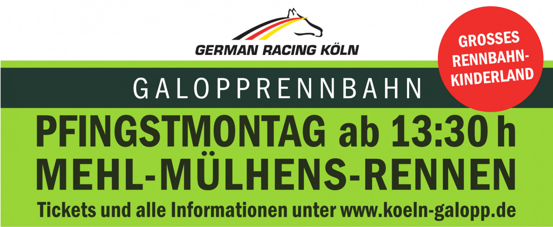 Galopprennbahn German Racing Köln