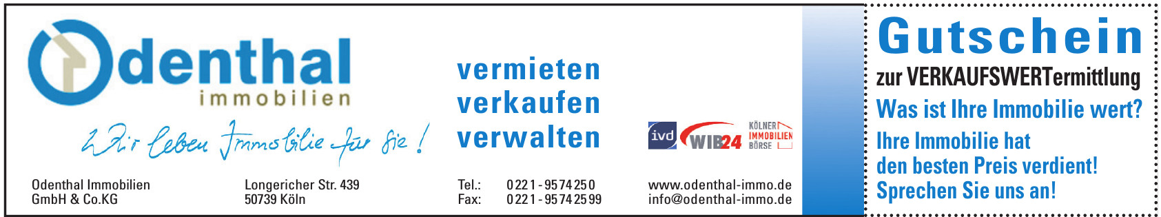 Odenthal Immobilien GmbH & Co.KG